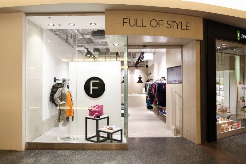 butik Full Of Style w Złotych Tarasach