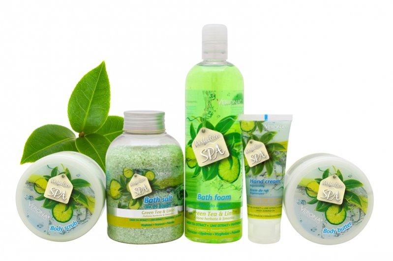 produkty do pielęgnacji ciała SPA Perfection marki Verona Products Professional
