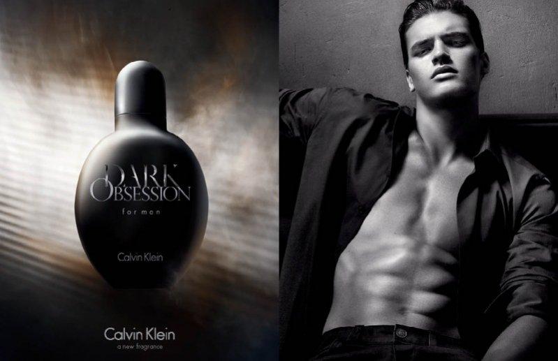 Calvin Klein Dark Obsession - nowe perfumy dla panów