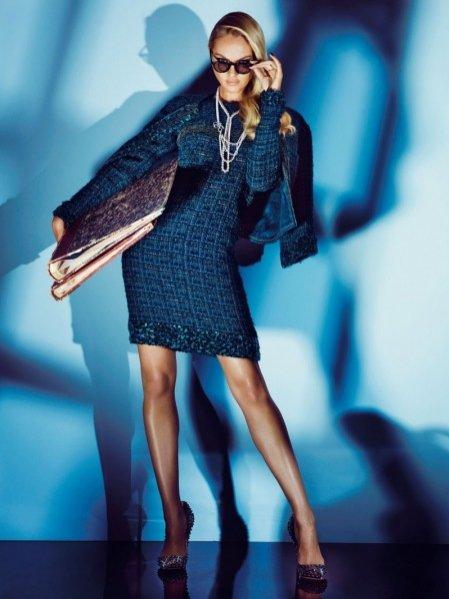 Candice Swanepoel w sesji dla Numéro Tokio wrzesień 2012