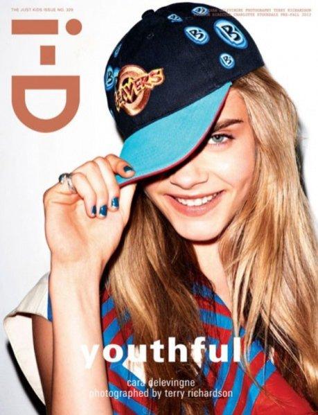 okładka i-D Magazine