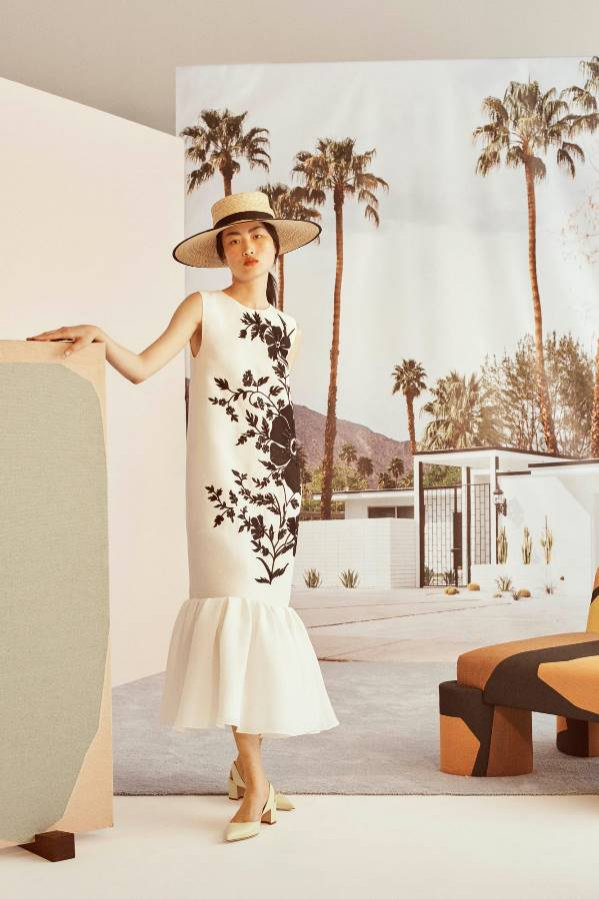 Carolina Herrera Resort 2019 - lookbook (1)