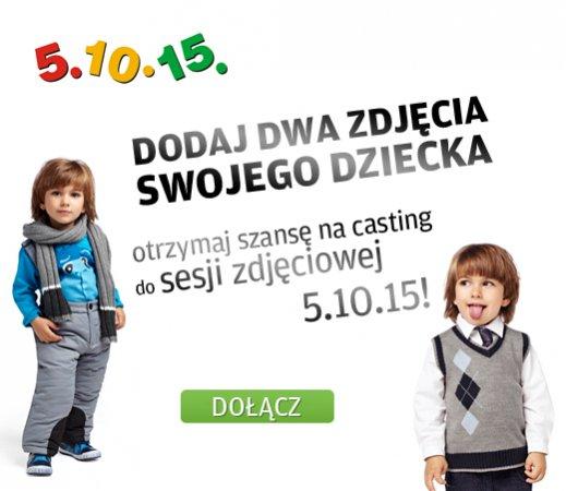 Casting do kampanii reklamowej marki 5.10.15