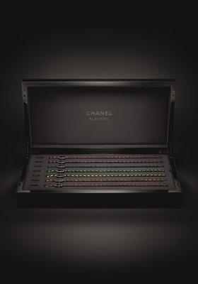 CHANEL ELECTRO – zegarki inspirowane muzyką lat 90.