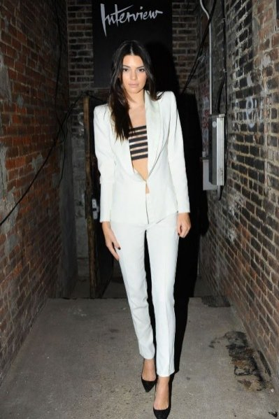 1. ZOOM NA STYL - KENDALL JENNER