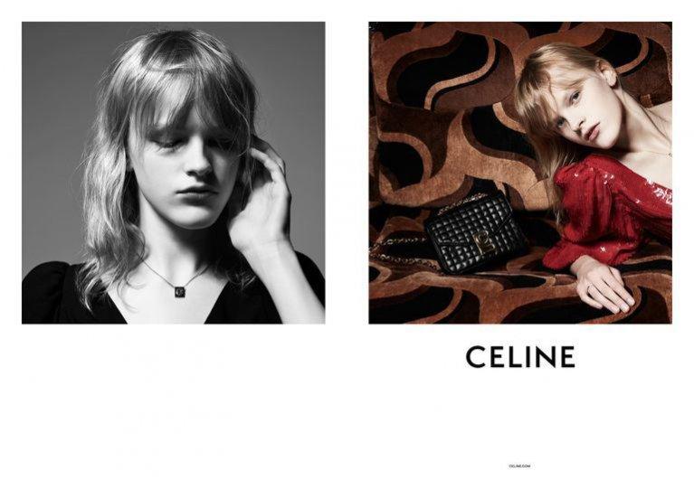 Celine wiosna lato 2019 - kampania