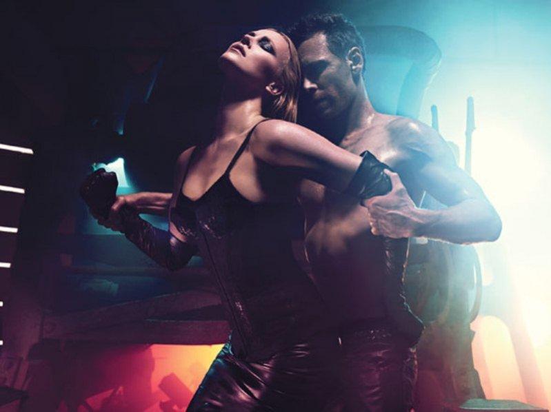 "Charlize Theron i Michael Fassbender w sesji ""W Magazine"""