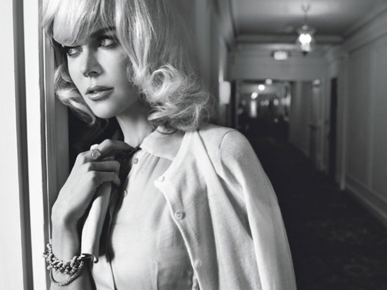 Nicole Kidman i Clive Owen w sesji zdjęciowej dla W magazine Maj 2012