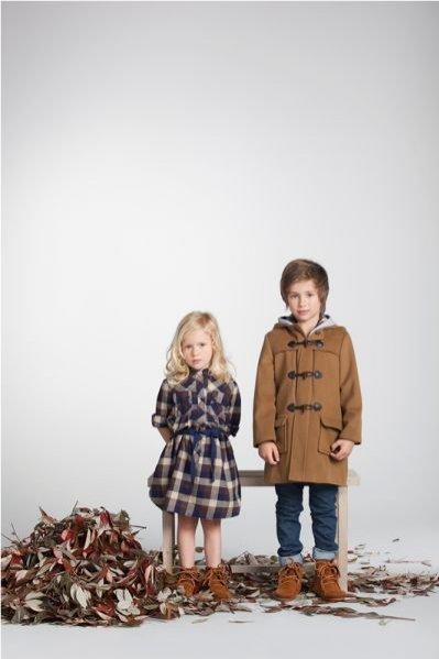 Kolekcja Caroliny Herrery dla dzieci na sezon jesień-zima 2011/2012