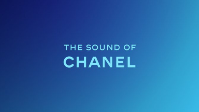 The sound of Chanel - już na Apple Music