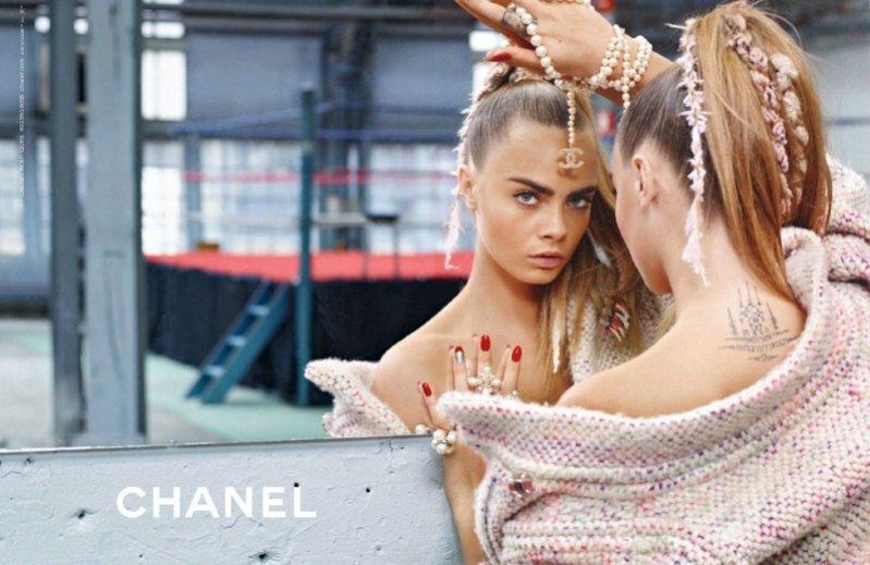1. Kampania Chanel jesień zima 2014/2015