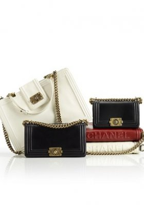CHANEL BOY – NOWA LINIA TOREBEK CHANEL