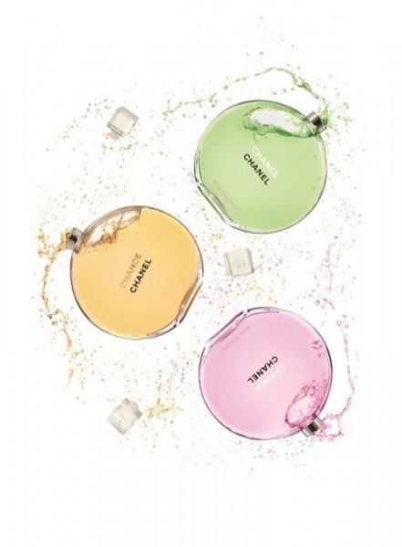 1. Zapachy Chanel z linii Chance