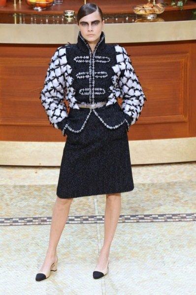 1. Chanel - kolekcja jesień zima 2015/2016