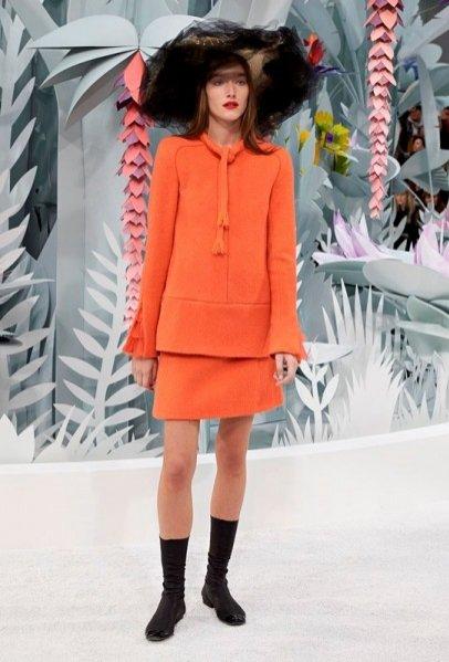 1. Chanel - pokaz kolekcji haute couture wiosna lato 2015