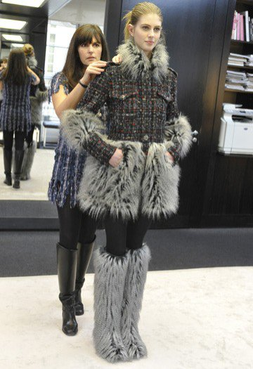 Virginie Viard w Chanel