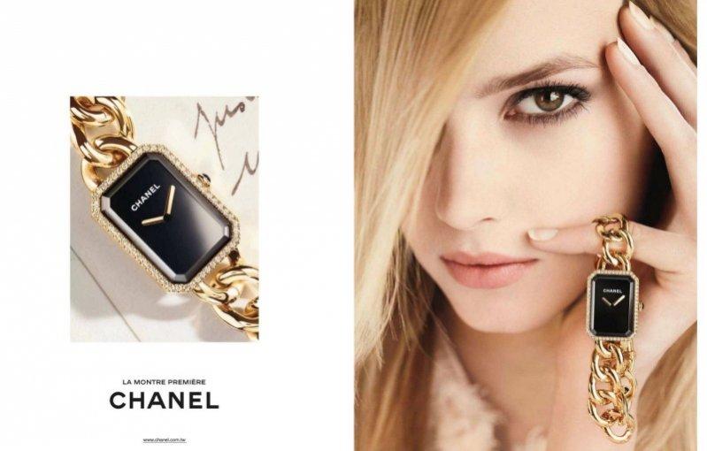 Chanel Première - nowa kampania kultowego zegarka