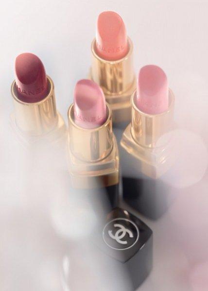 szminki do ust Rouge Coco i Rouge Coco Shine marki Chanel kolekcja wiosna 2012