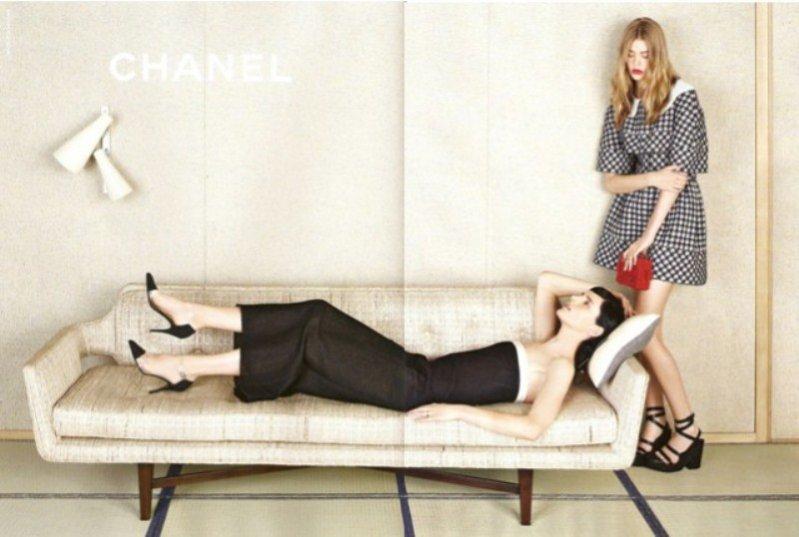 kampania Chanel wiosna lato 2013