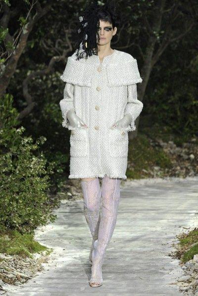 Pokaz Chanel couture 2013