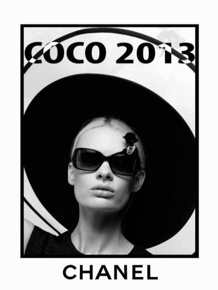 lookbook kolekcji Chanel wiosna lato 2013