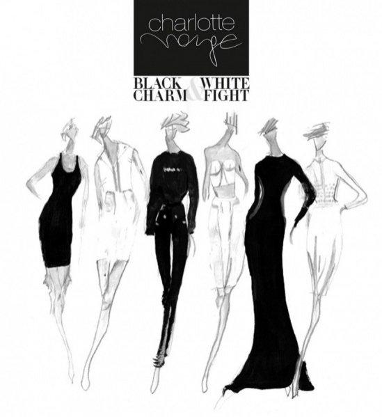 Charlotte Rouge Black&White - Charm&Fight zapowiedź kolekcji