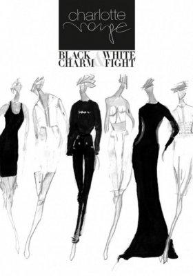 CHARLOTTE ROUGE ZAPOWIEDŹ KOLEKCJI BLACK&WHITE - CHARM&FIGHT