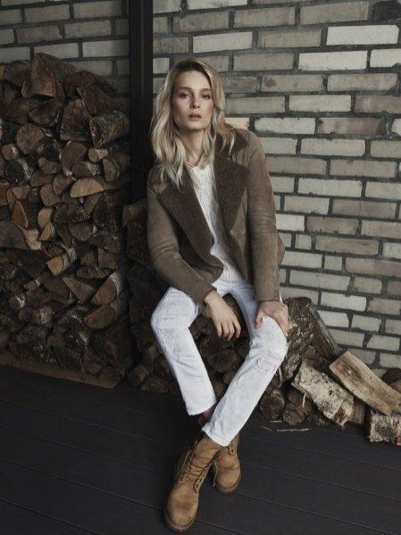 1. Charlotte Tomaszewska w kampanii Mally&Co.