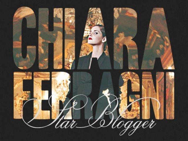 Chiara Ferragni dla Lifestyle Mirror