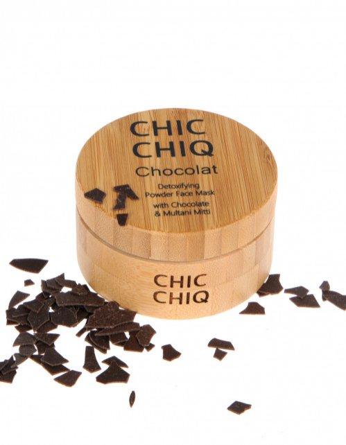 Czekoladowa maseczka do twarzy, Chic Chiq, 90 pln