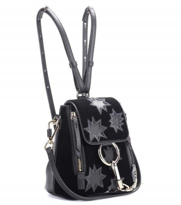 Mini plecak ze skóry, Chloe, 1450 euro