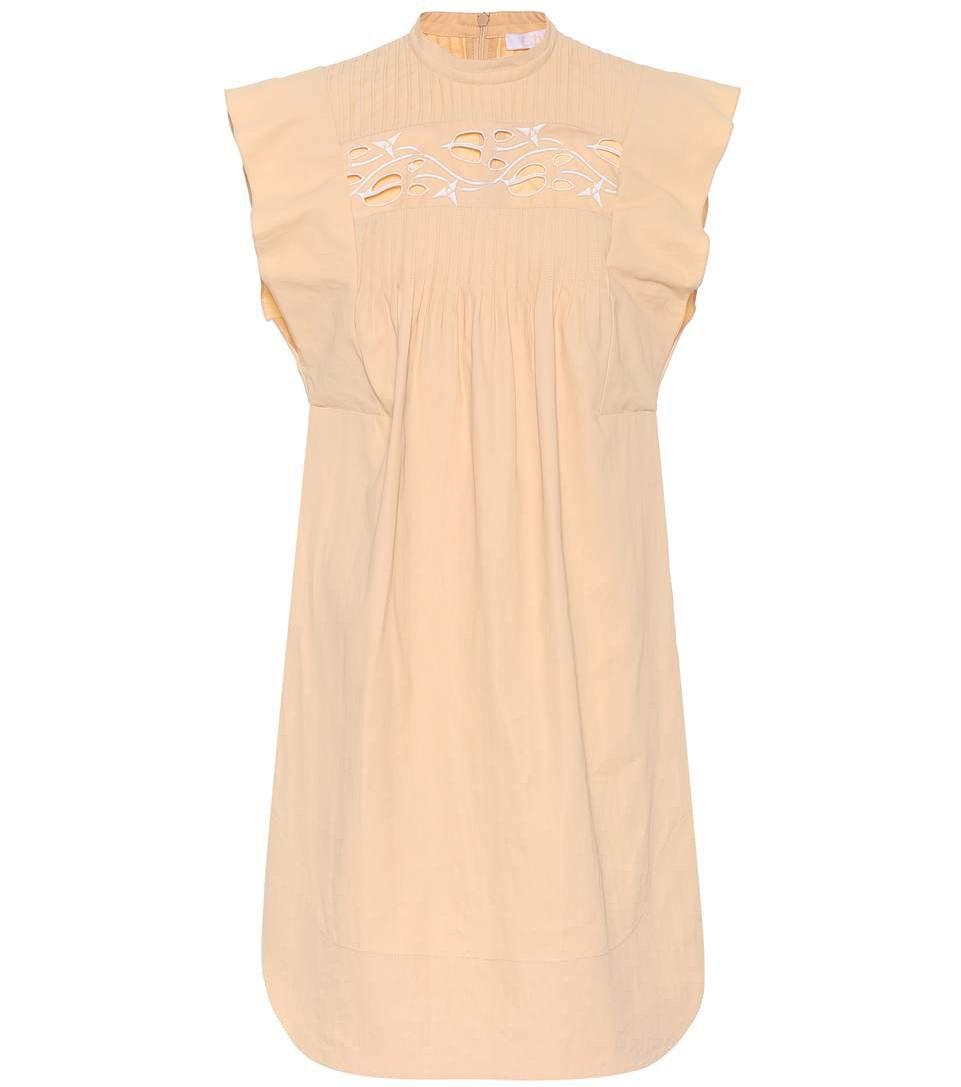 Lniana sukienka, Chloe/Mytheresa, 109 euro