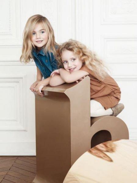 Kolekcja dziecięca Chloé na sezon jesień zima 2011