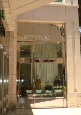 JIMMY CHOO KUPIONY PRZEZ LABELUX