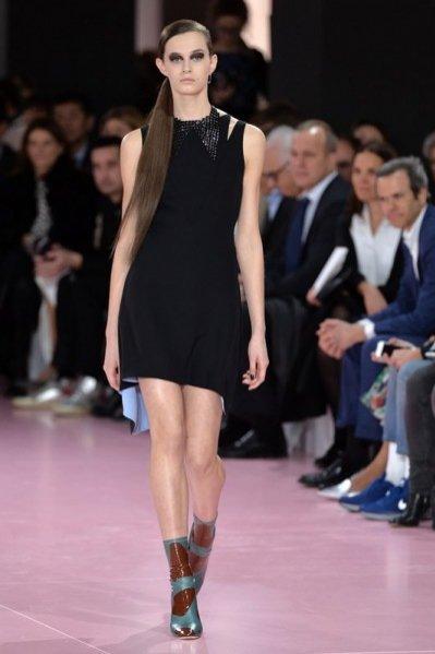1. Christian Dior - kolekcja jesień zima 2015/2016