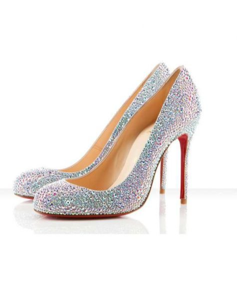buty Christian Louboutin, model Fifi