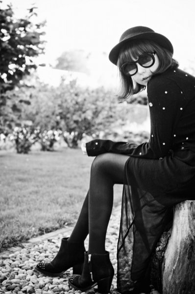 1. Kasia Frąckowiak - autorka bloga Coeurs de foxes
