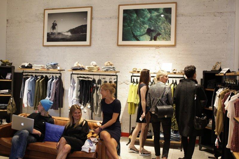 otwarcie concept store Hot Herring w Warszawie
