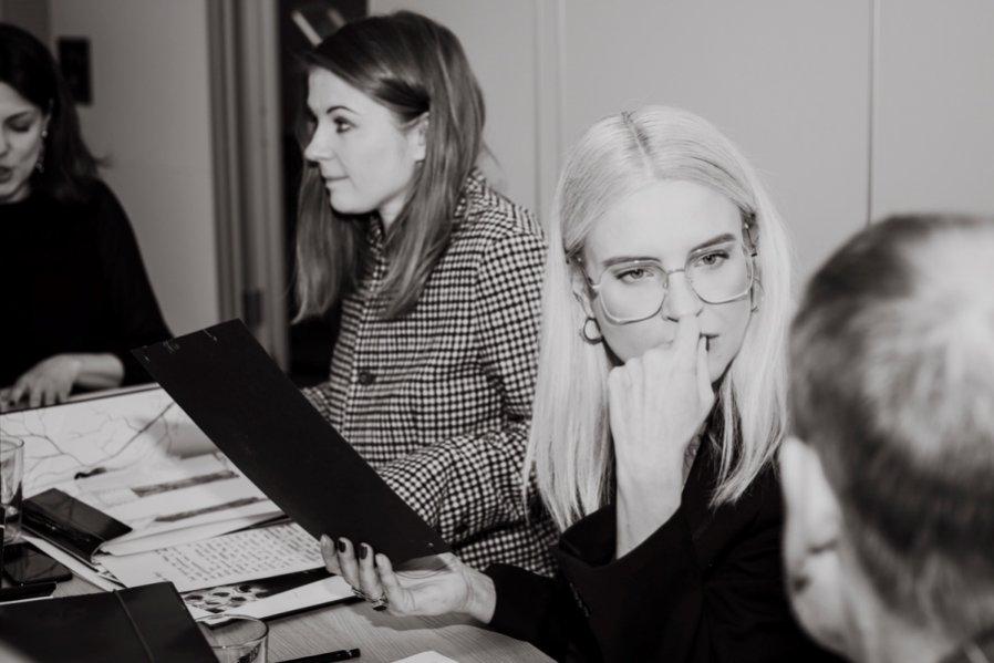 9. edycja Fashion Designer Awards - obrady jury