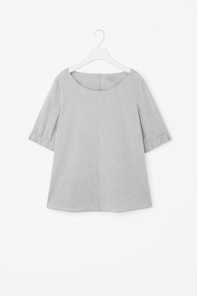 "T-shirt COS z limitowanej serii COS x GALERIA SERPENTINE ""PARK NIGHTS"" 2016"