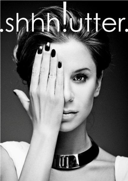 Natalia Lesz w Shhhu!tter Magazine