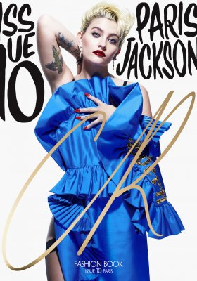 PARIS JACKSON NA OKŁADCE CR FASHION BOOK