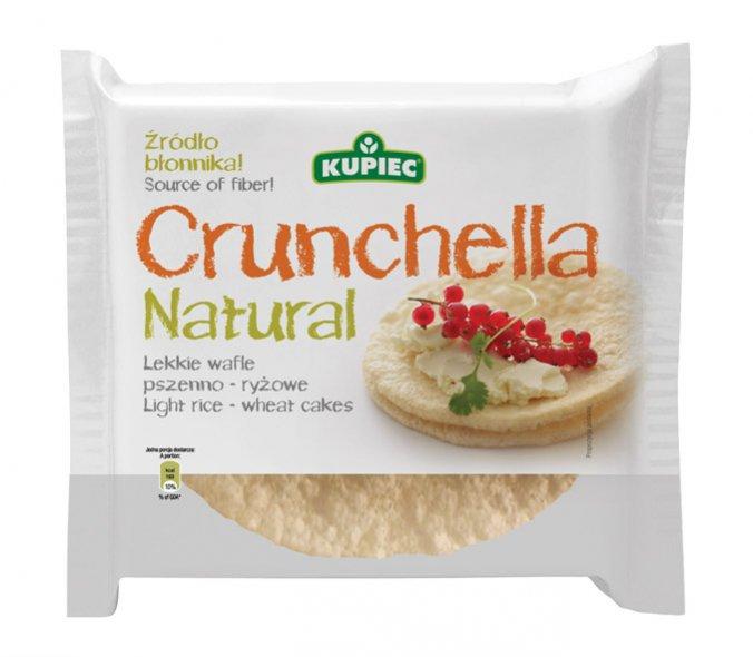 Crunchella Kupiec naturalna