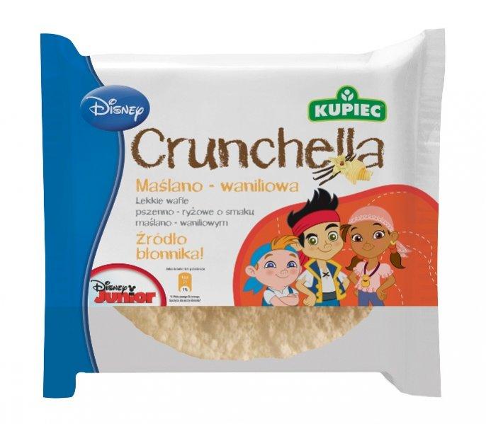 Crunchella maślano-waniliowa marki Kupiec