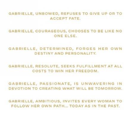 GABRIELLE CHANEL - cytaty