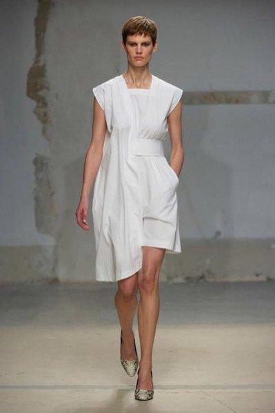 Damir Doma - damska kolekcja wiosna lato 2014