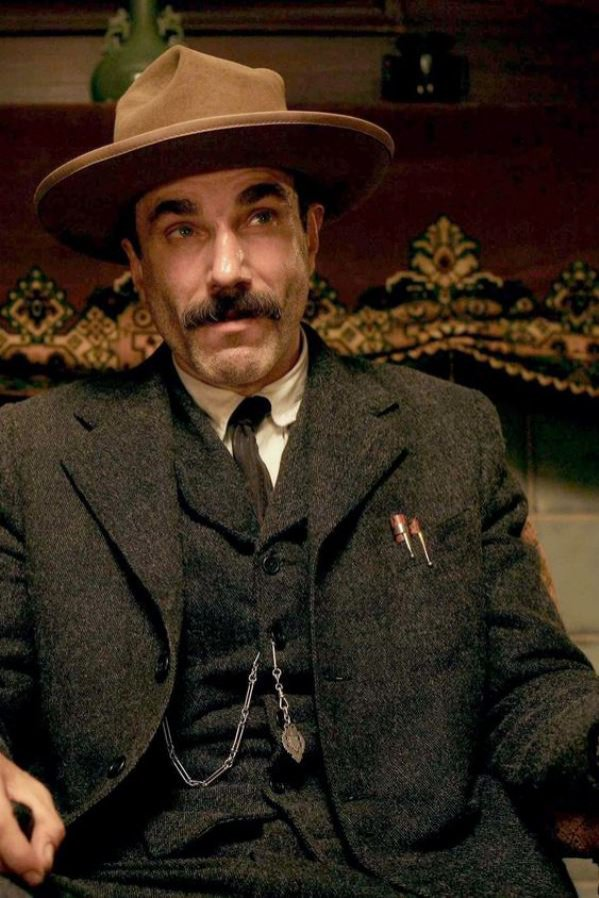 Daniel Plainview,
