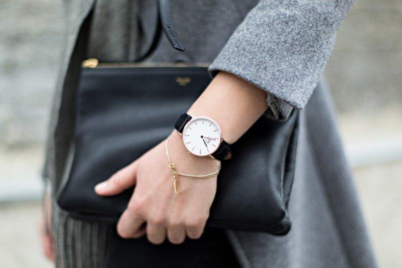 1. Project Manager LAMODE.INFO - Renata Michowska w zegarku Daniel Wellington