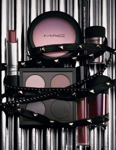 kolekcja makijażu Daphne Guinness dla MAC
