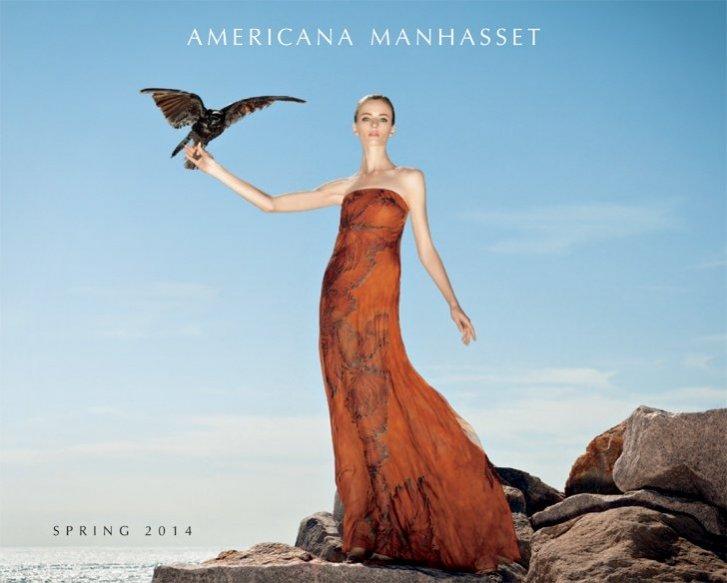 1. Daria Strokous dla Americana Manhasset - wiosna 2014